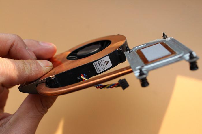 Nouveau original pour HP 1000 M02TX M03TX CQ45-M01TX ventilateur de refroidissement pour ordinateur portable avec dissipateur thermique 657143-001