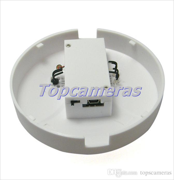 Smoke Detector camera with motion Detection DVR Camcorder DV + Remote White HD Smoke DVR