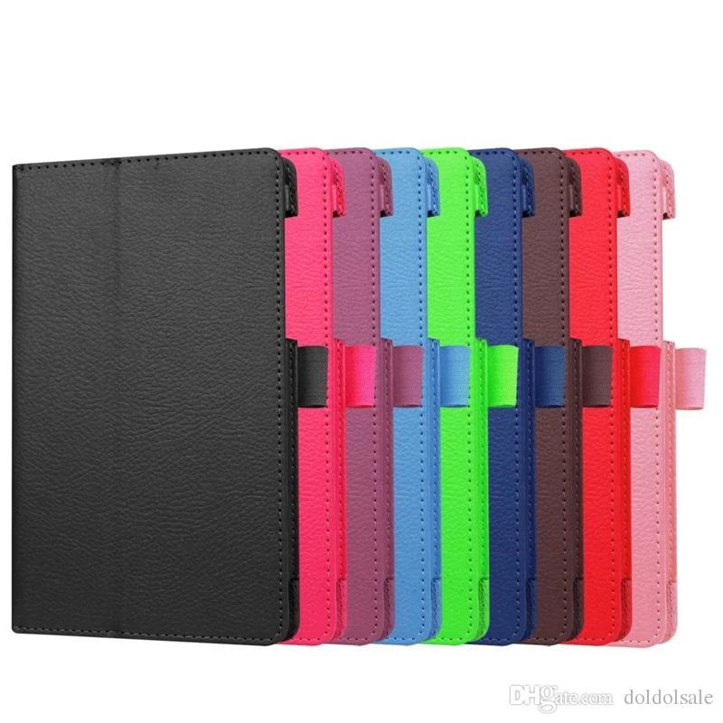 Custodia in pelle PU 100 pezzi Business Lenovo Tab 3 7 Essential 710F 710I Tab Custodia Tablet 3-710F 710F / I