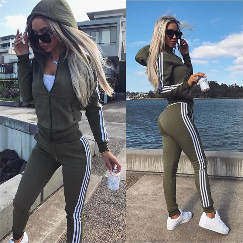 51948b920dba6 Hot Sale Long Sleeve Women s Tracksuits Spring Style Sweat Shirt ...