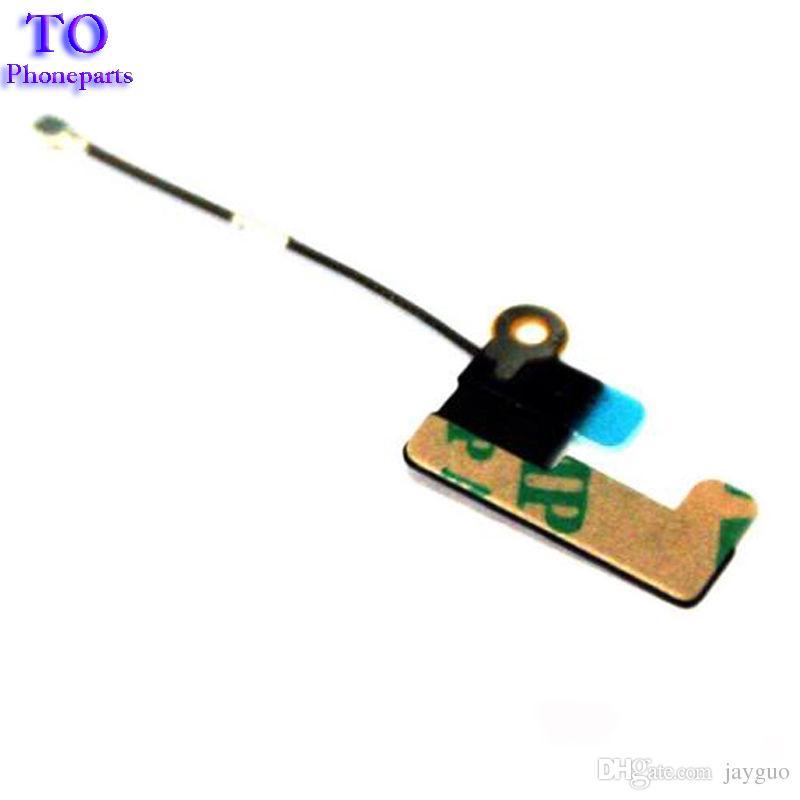 50 unids WiFi Antenna Signal Flex Cable Ribbon piezas de repuesto para iPhone 5 5G 5C 6 6 Plus envío gratis