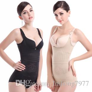 2ad38ebf22 2019 Hot Sale Women Sexy Body Shaper High Elastic Adjustable Slimming  Shapewear Waist Corsets Breathable Bodysuits Underwears LYQ073 From  Lmhong7977