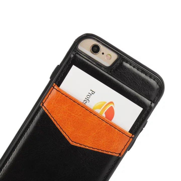 i6 4.7 / Plus Funda de cuero para iPhone 6 6S para iPhone 6 Plus / 6S Plus