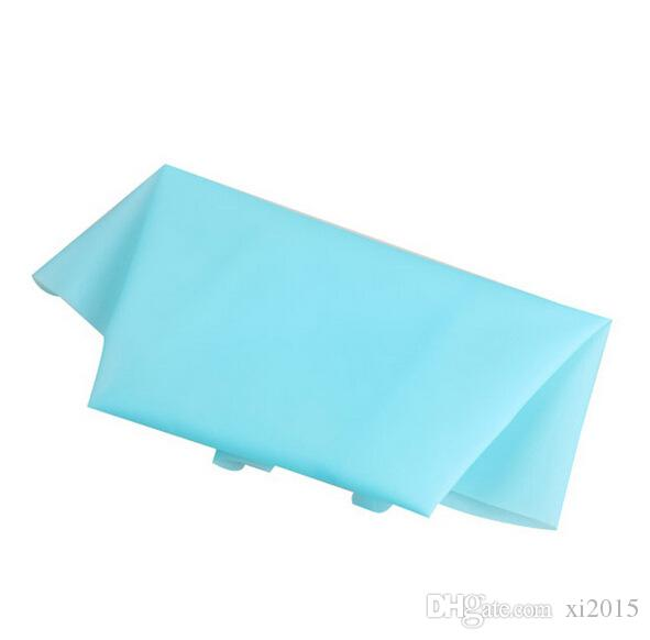 Wholesale Cake Decorating Tools Length Pastry Bag Silicone Icing Piping Bag Cream Cake Decorating Tool