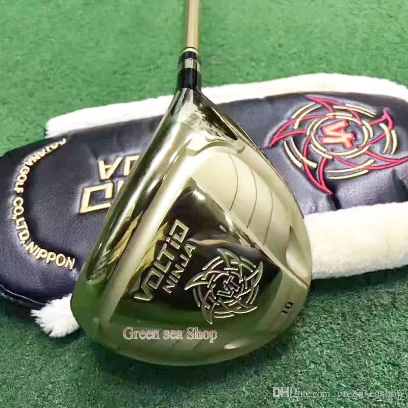 جديد نوادي الجولف katana ninja golf driver 9.5 / 10.5 دور علوي