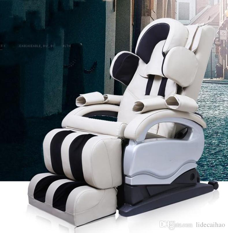 2018 Home Multi Functional Full Automatic Electric Massage Chair Cushion  Sofa Comfortable To Enjoy The Old Man Massager /Tb180917 From Lidecaihao,  ...
