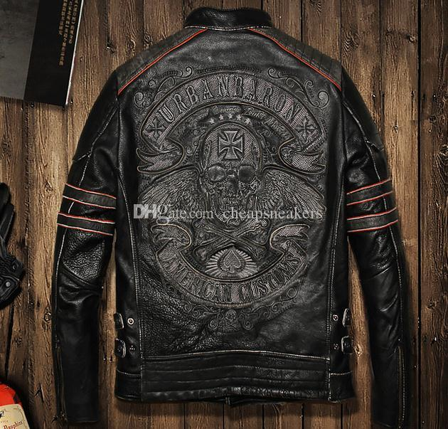 Urban Leather Jackets Men Online | Urban Leather Jackets Men for Sale
