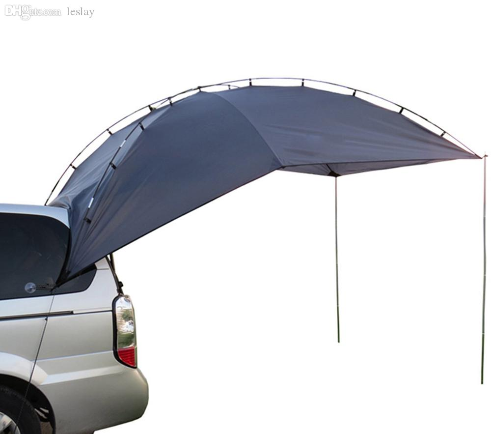 See larger image  sc 1 st  DHgate.com & Wholesale Danchel Car Tent Awning Camper Trailer Roof Top Family ...