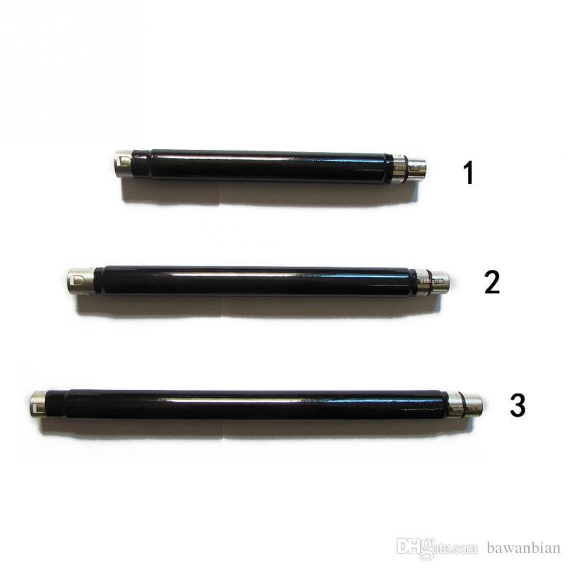 Los accesorios de la máquina sexual alargaron la extensión del tubo varilla 20/25/30 cm de metal mujeres adultas juguetes sexuales dispositivos de masturbación