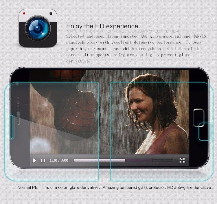 9H 0.25mm Ultra Thin Premium Tempered Glass para Meizu M1 Mini / M2 Mini / M3 Mini / M1 Note / M2 Note / M3 Note Película Protector de pantalla /