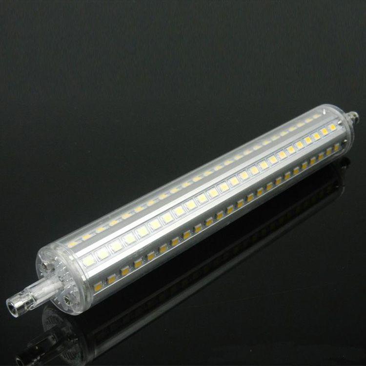 AC90-260V R7S LED Lampe 5w 8w 10w 12w SMD 2835 36led zu 144led Glühbirne ersetzen Halogenlampe Flutlicht wasserdicht IP65