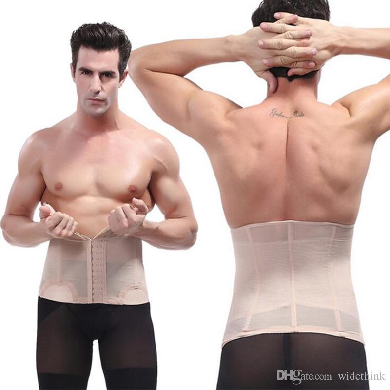 7d92e53f0 Men Slimming Belt Support Anti Curl Body Shaper Waist Belt Far Infrared  Protecting Stomach Belly Hot Sale Online Sauna Slim Belt Sauna Slim Fit Belt  From ...