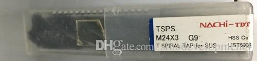NACHI THREADING IMPACTOS TSPS M 24X3 G9 HSS Co