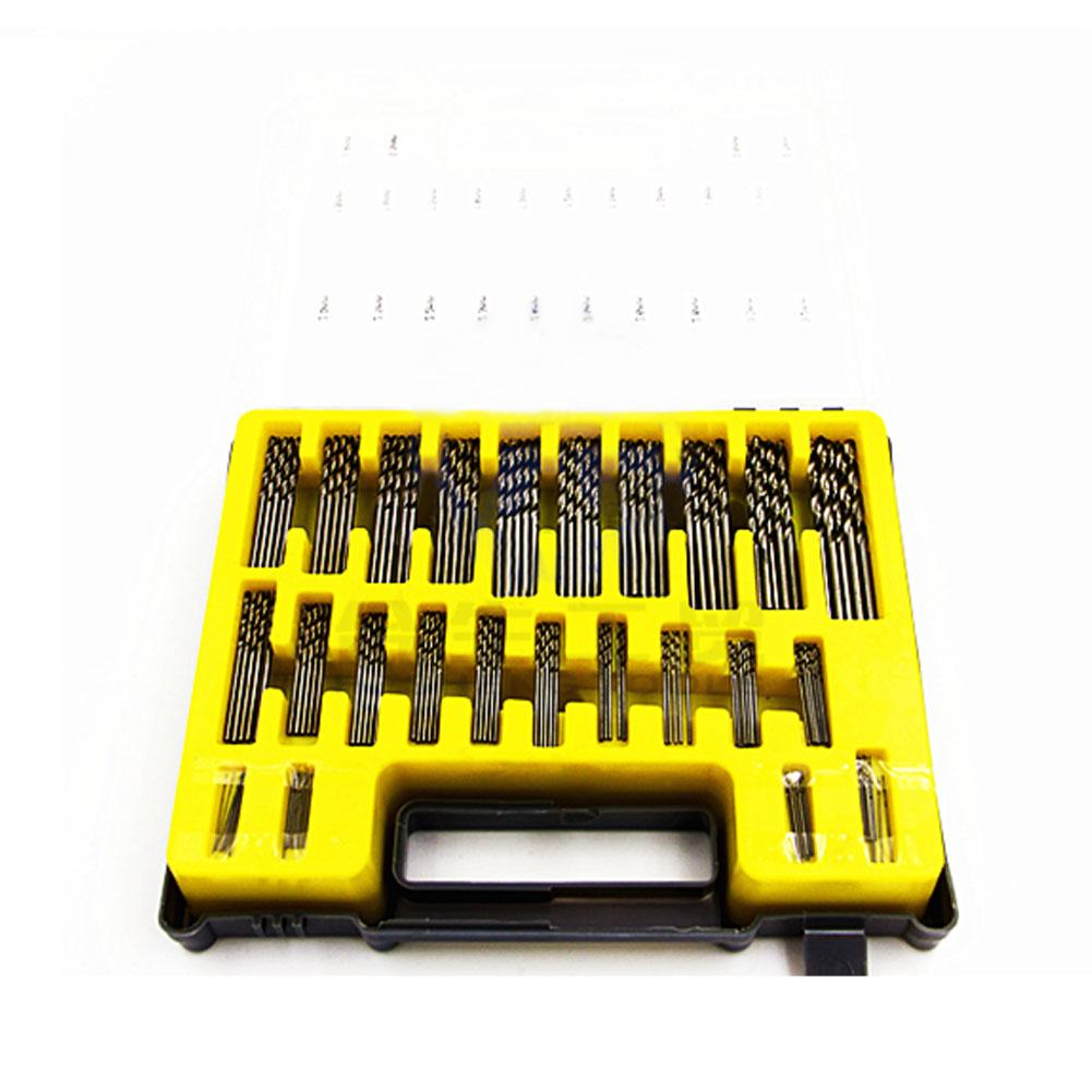 Case 04 32mm Mini Drill Bit Set Hss Microtech Power Tools Small Acessories Dremel 150pcs Best Quality Precision Twist Drilling Kit With Plastic Box Online 1656 Piece On Tanzhilians