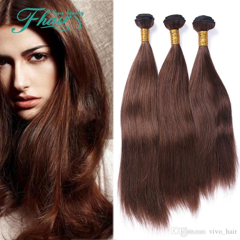 Cheap hot sale chocolate brazilian human virgin hair extensions 9a see larger image pmusecretfo Image collections