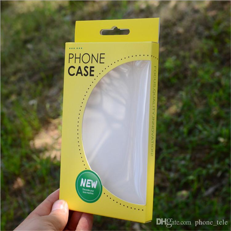 for Iphone 7 Cases Package Universal Paper Plastic Empty Retail Packaging Box Boxes For Iphone 6 6s 7 Plus 5s se Samsung S6 S7 edge Note 5 4