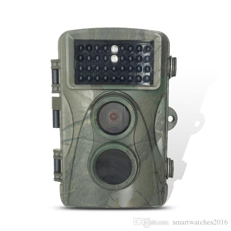 HD Digital Infrared Scouting Camera 8MP 720P IP56 Rain-proof Trail Camera Portable Wildlife Hunting Camera 940nm IR LED Video Recorder H3