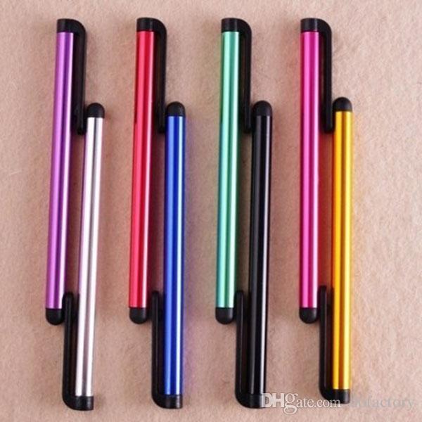 Stylus capacitivo de la pantalla táctil de / porción para el iPhone 7 7s para la tableta universal