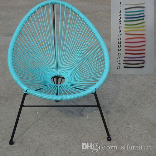 See larger image2017 2016 Stackable Rattan Egg Chair Acapulco Chair Bistro Chair  . Plastic Bistro Chairs Wholesale. Home Design Ideas