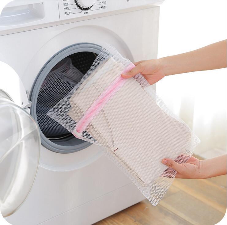S / M / L 사이즈 옷 세탁기 전문 속옷 브래지어 세탁 가방 란제리 메쉬 그물 짓 뿌뽀 켓티 파우치 세탁 돌보기