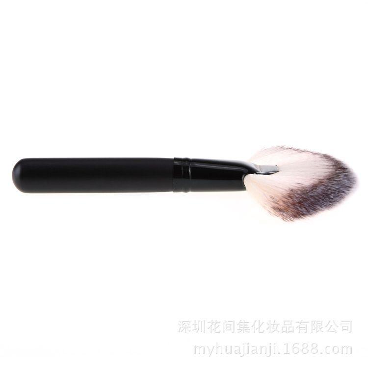 jamlia Пудра для лица Кисти для макияжа Blending Highlighter 1 ПК Форма вентилятора Косметическая кисточка для макияжа Contou Daily или Professional Makeup