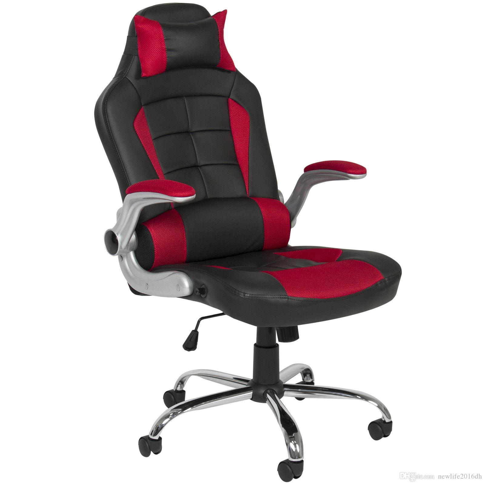 2019 bcp deluxe ergonomic racing style pu leather office chair rh dhgate com