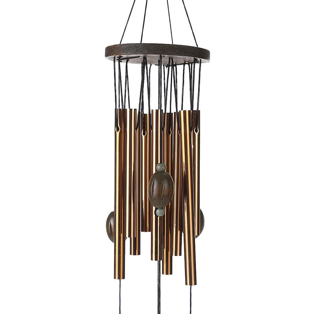 Marvelous 62 Cm Antirust Copper Wind Chimes Lovely Outdoor Living/Yard Garden  Decorations Birthday Gifts To Friends And Best Wishes Antirust Copper Wind  Chimes Lovely ...