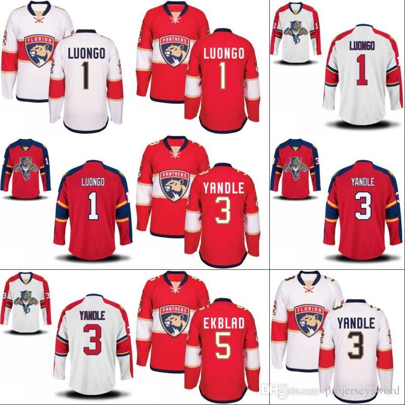 best loved e0d03 8c564 Youth Kids Florida Panthers Jersey 12 Ian McCoshen 19 Michael Matheson 21  Vincent Trocheck 22 Shawn Thornton Custom Hockey Jerseys