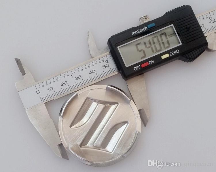 / Car Styling 54mm ABS Suzuki Badge De Voiture Roue Centre Hub Cap Roue Emblème Badge Couvertures pour SWIFT Sport SX4 Alto