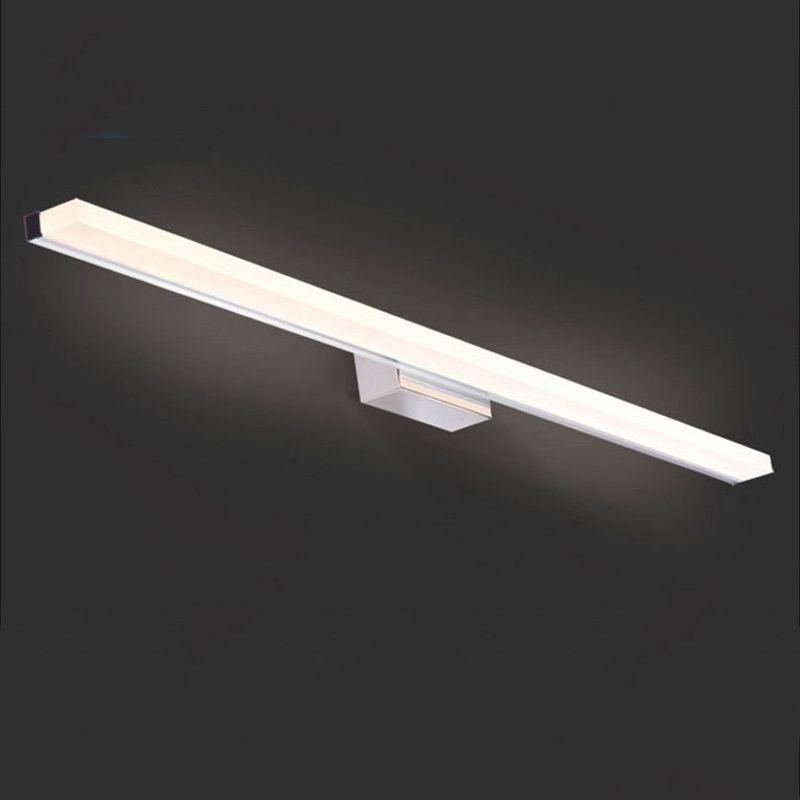 Bathroom Mirror Lamp 2017 1000mm led bathroom mirror lamp 85 265v 14w led washing room