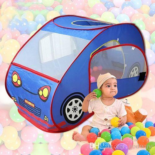 New Car Model Children Kids Pop Up Tent Foldable Play House Indoor Outdoor Toys Foldable Kid Play Tent Fairy Play Tent Kids Pop Tent From Godway ...  sc 1 st  DHgate.com & New Car Model Children Kids Pop Up Tent Foldable Play House Indoor ...