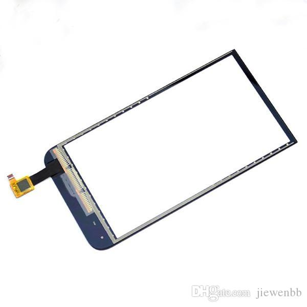 For HTC Desire 616 New Front Digitizer Black Touch Screen Glass Lens Sensor Repair Replacement Parts + Tracking Number