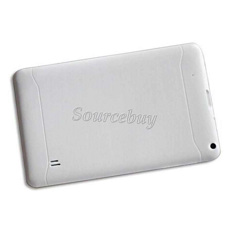 Quad Core 1.5GHz A33 Allwinner Tablet PC de 9 pulgadas Google Android 4.4 Kitkat Bluetooth 512MB RAM 8GB ROM Cámaras duales Wifi V90