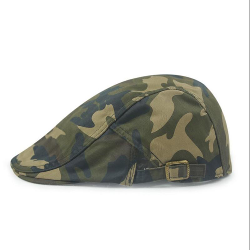 ce85661a06316 Compre Estilo Militar Para Hombre Caps Táctico Del Sombrero Boina Del  Camuflaje Para El Hombre Y La Mujer