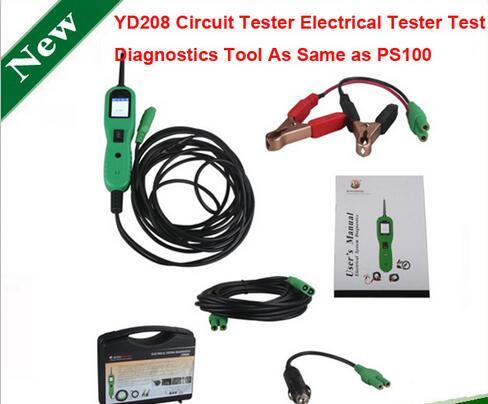 yd208 electrical system circuit tester car automotive electric rh dhgate com
