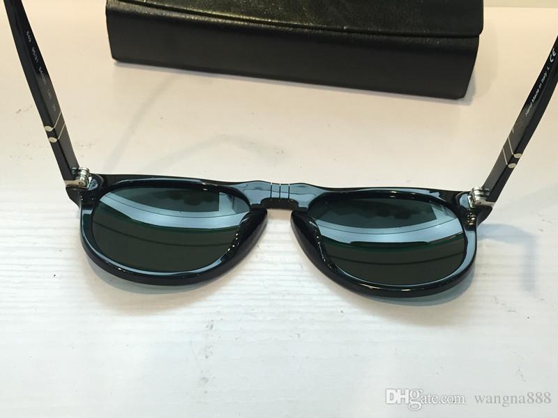럭셔리 높은 품질 남성 브랜드 디자이너 패션 인기 선글라스 스페셜 에디션 649 선글라스 UV 보호 포장 가자