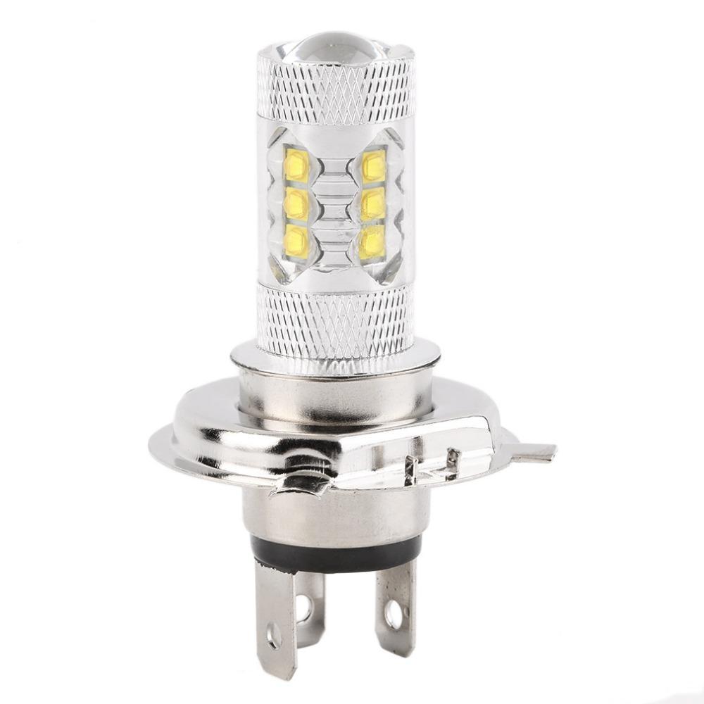 Parking Lampe Brouillard Phare Auto 12v 80w Cree Source Led 1pcs De Ampoule Ampoules H4 Lumière Lumières Voiture OkZuPTwiX
