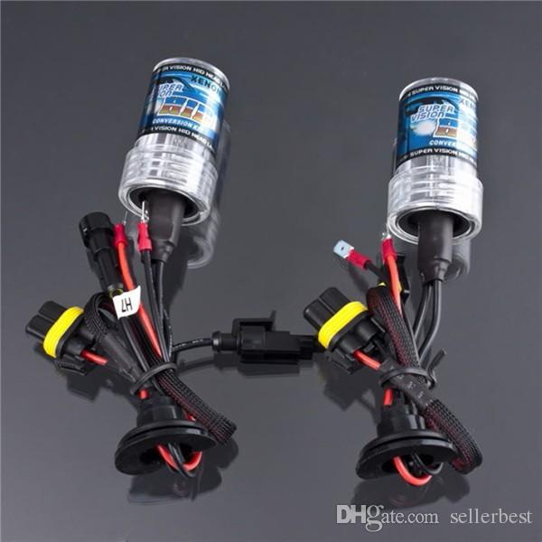 Bombillas HID de xenón Kit de conversión de lámpara 35W H1 H3 H7 H8 H9 H11 H10 H1 9004 9005 HB3 9006 HB4 9007 880 881 4300K 6000K 8000K 10000K 12000K