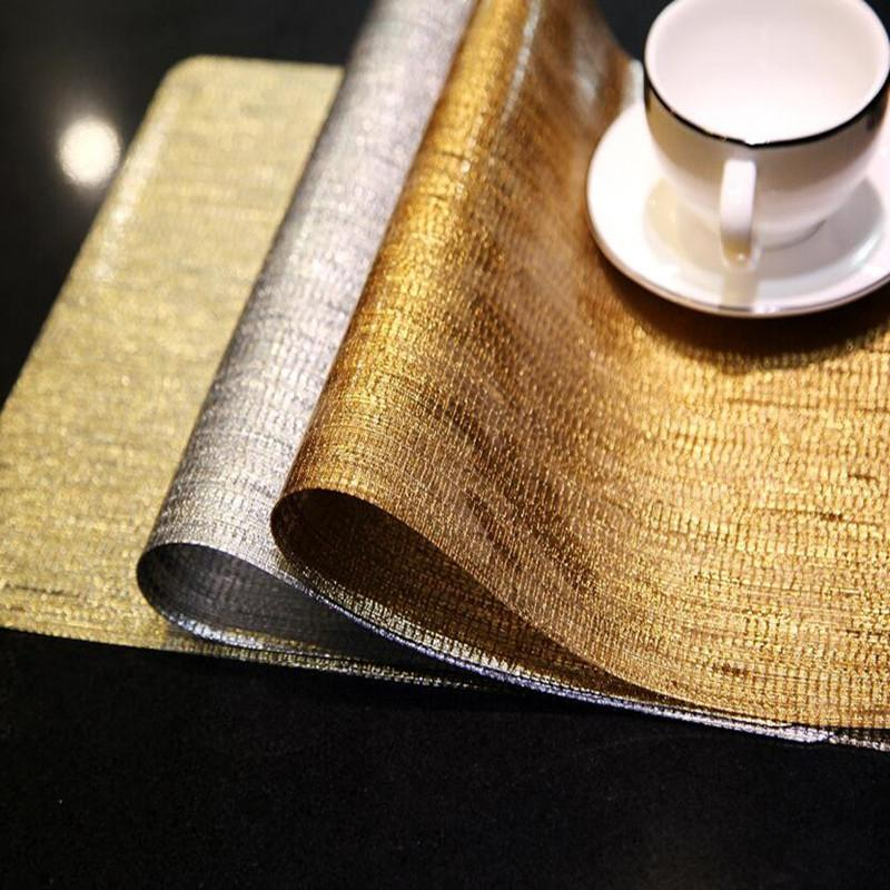2019 wholesale modern style pvc table mats waterproof coffee pad rh dhgate com