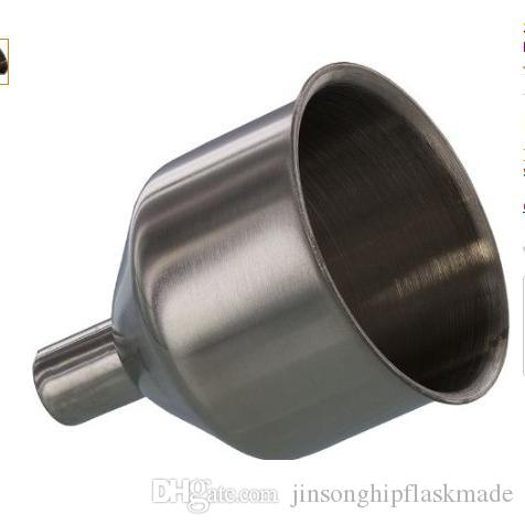 Stainless Steel hip flask Funnel Suit For All Kind Of Hip Flasks