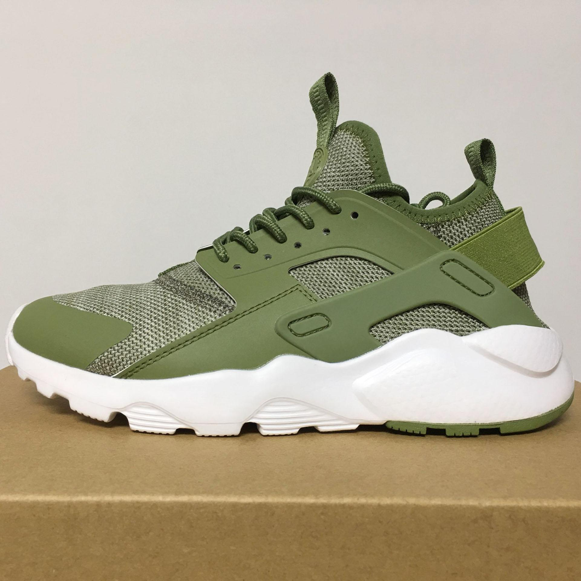 87c9a182966a ... canada air huarache ultra running shoes triple white black huraches  running trainers for men women outdoors