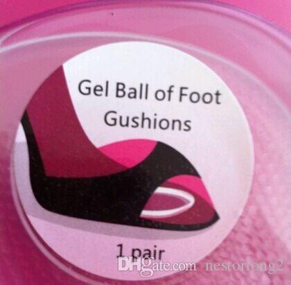 Women Comfort Pain Spur Silicone Gel High Heel Shoes Grips Protectors Insoles Inserts Pads Cushion Support protetor de calcanhar