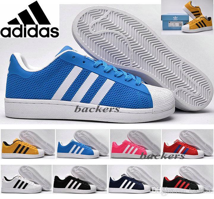 eecebad0b Originals Adidas Superstar For Men Women Casual Shoes Super Star Cheap  Original Running Superstars Sneakers Yellow Size 36 45 Free Ship Mens  Sandals Dress ...