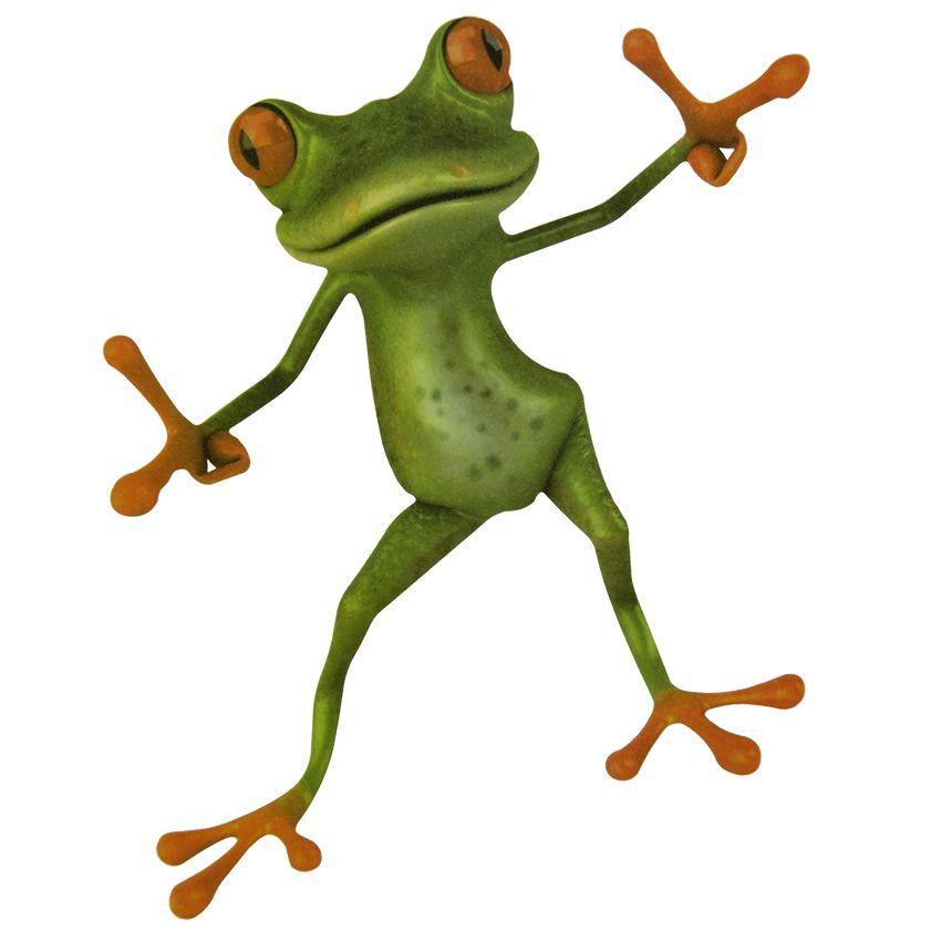 Creative Bathroom Toilet Seat Sticker Diy Novelty Animal Green Frog ...