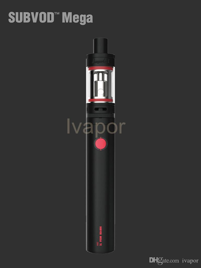 2016 Newest 100% Authentic Kanger SUBVOD Mega TC Starter Kit 2300mah 4.0ml Toptank Mini Atomizer TC/VW Modes VS Kanger Dripbox Kit