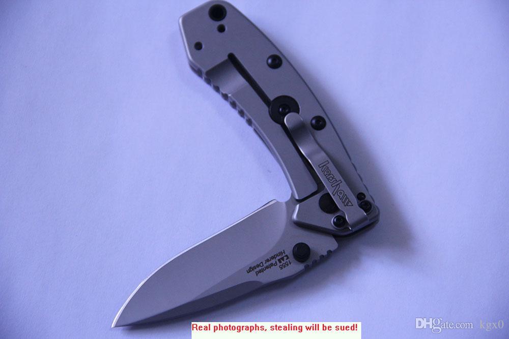 Original KERSHAW CRYO 1555 Taschenmesser Einhandmesser Messer use for ourdoor sports camping pocket knife