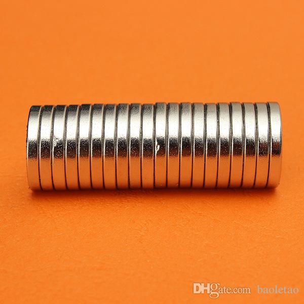 N50 20mm x 3mm Strong Round Disc Magnets Rare Earth Neodymium Magnets