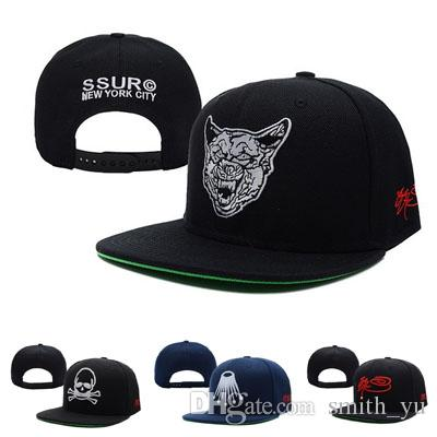 06c16795443 Hot SSUR Bewear Channel Zero Compton Crown Old English Snapback Caps   Hats  Snapbacks Hat Men Women Sports Cap Hat Store Ny Cap From Smith yu