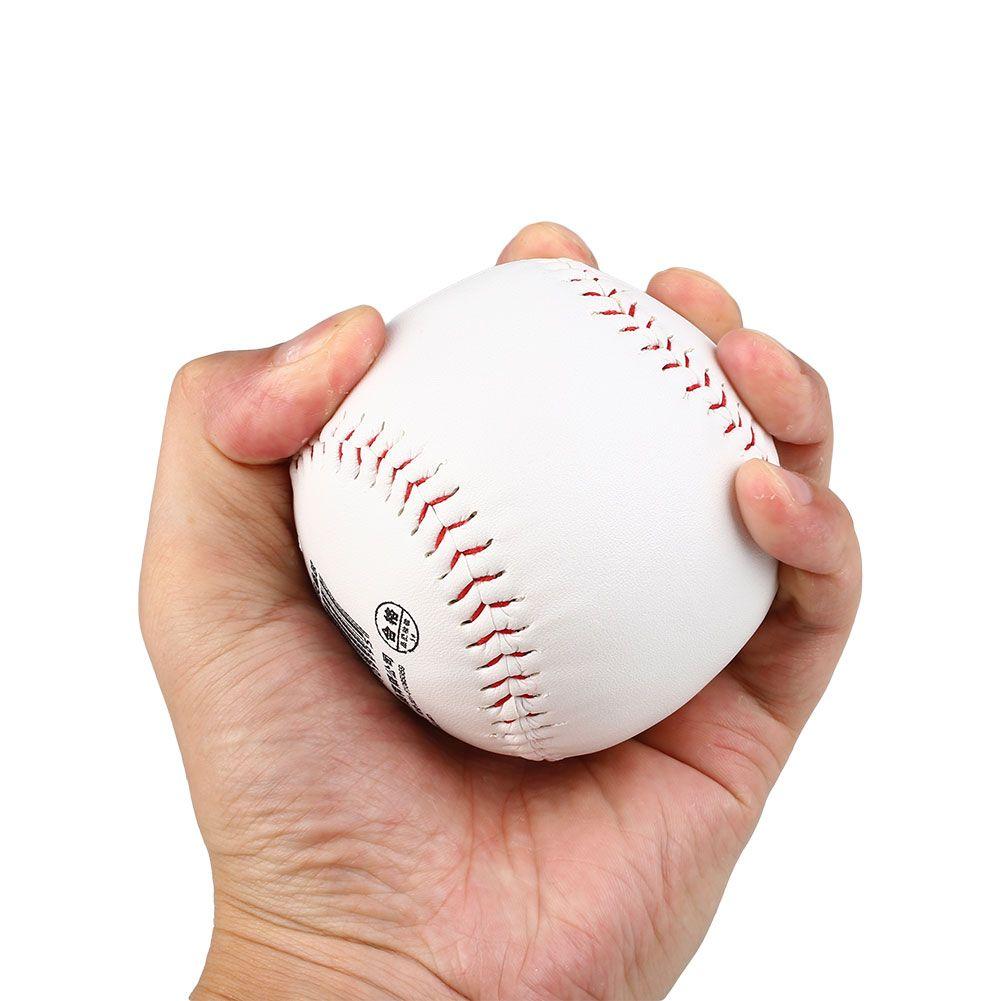 Forfar Trainning BaseBall Softball Practice Base Ball Leather Outdoor Activity