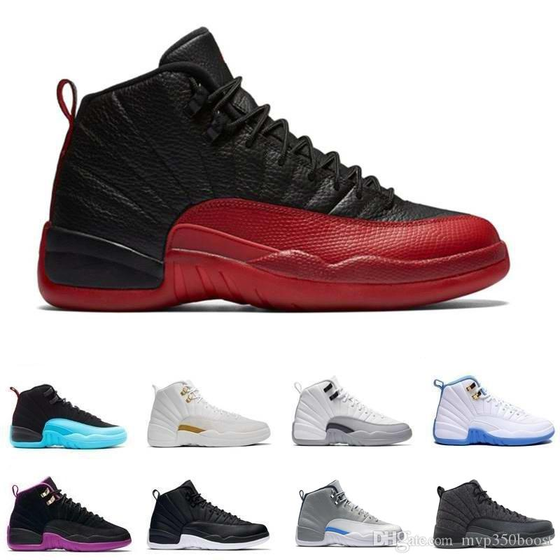 2017 Man New 12 High Quality Basketball Shoes For Mens Taxi
